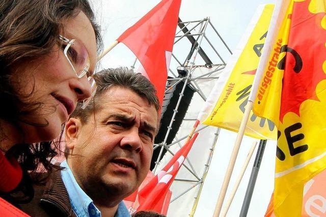 Wo steht die SPD ein Jahr nach der Bundestagswahl?