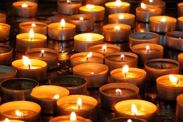 Ökumenische Gedenkfeier für die Opfer des Amoklaufs von Lörrach