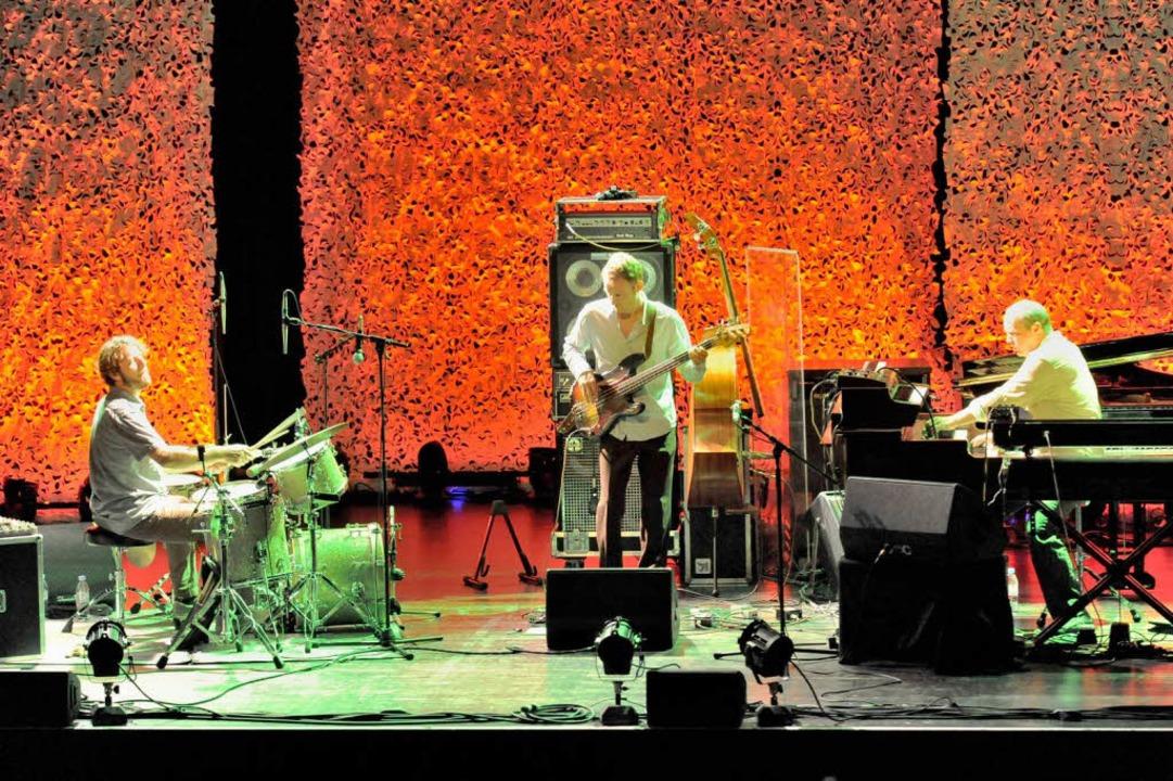 Das Trio Medeski Martin & Wood beim Eröffnungsabend von Between the Beats   | Foto: Markus Zimmermann