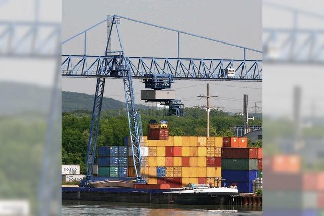 Führungen im Rheinhafen