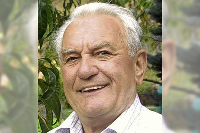 Der frühere Ortsdiener feiert 75. Geburtstag