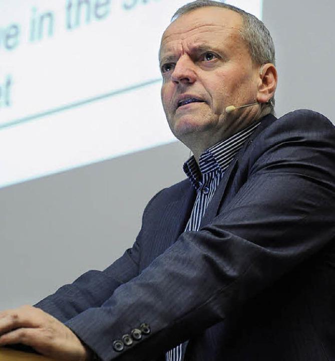 Manfred Spitzer  | Foto: Thomas Kunz