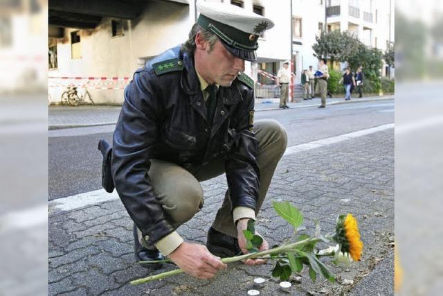 Polizisten wieder im Dienst