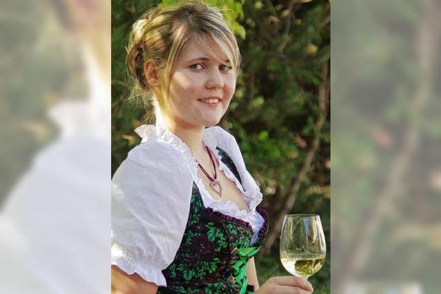 Nicole End Ortenauer Weinprinzessin