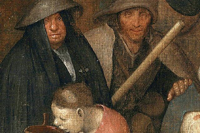 Unbekanntes Bild von Bruegel entdeckt
