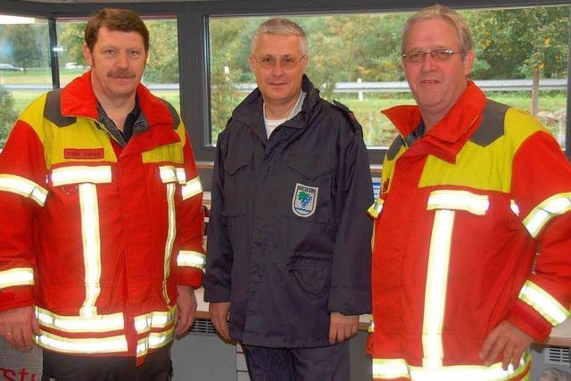 Güterzug löst Feuerwehreinsatz aus