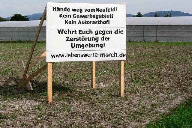 March will vom Neufeld nicht lassen
