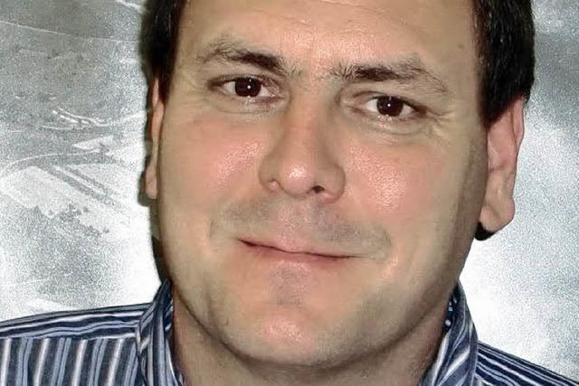 Werner Eiche im Gemeinderat vereidigt