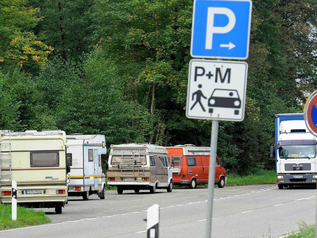 freiburg sperrt den prostituierten parkplatz am zubringer s d freiburg badische zeitung. Black Bedroom Furniture Sets. Home Design Ideas