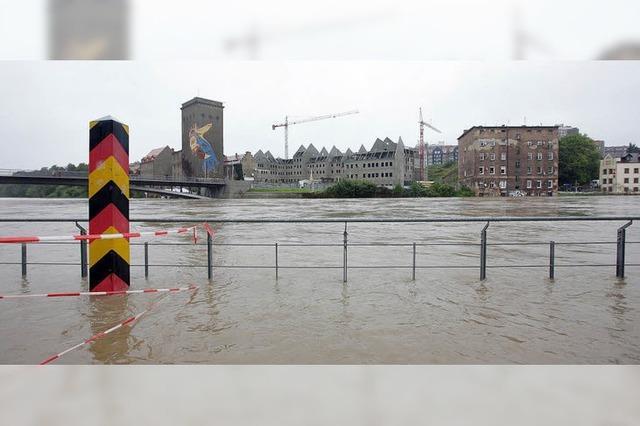 Der Regen nach der Flut