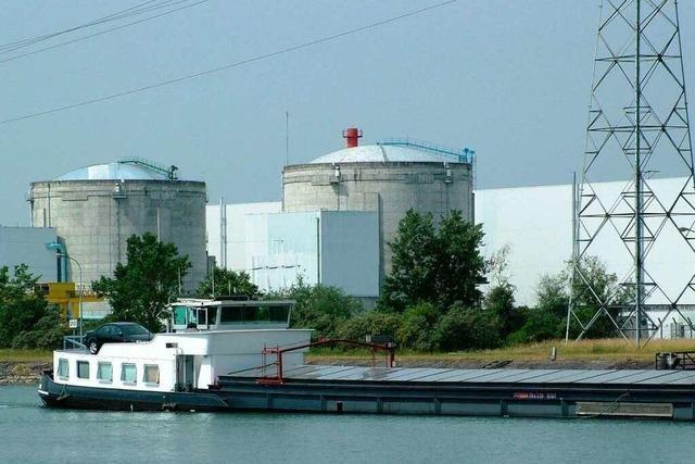 AKW Fessenheim: Radioaktives Gas trat aus