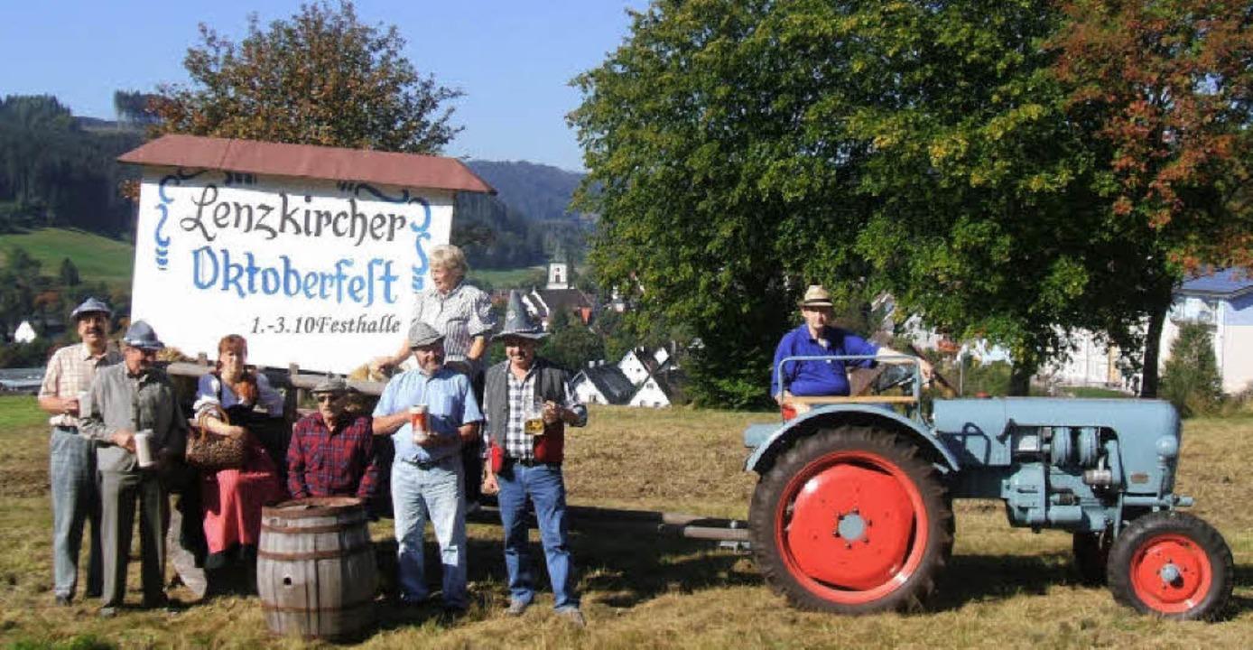 Zum sechsten Mal wird  im Haslachstädtchen zum  bayrischen Fest geladen.    | Foto: Veranstalter