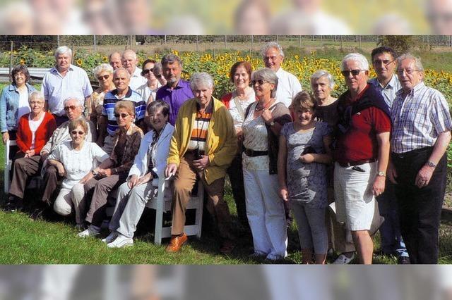 Klassentreffen: Die 1938er reisen gerne