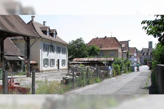Areal des alten Bauhofs soll neu gestaltet werden