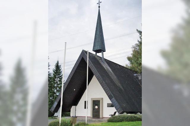 Kapellen stehen bei Tour im Mittelpunkt