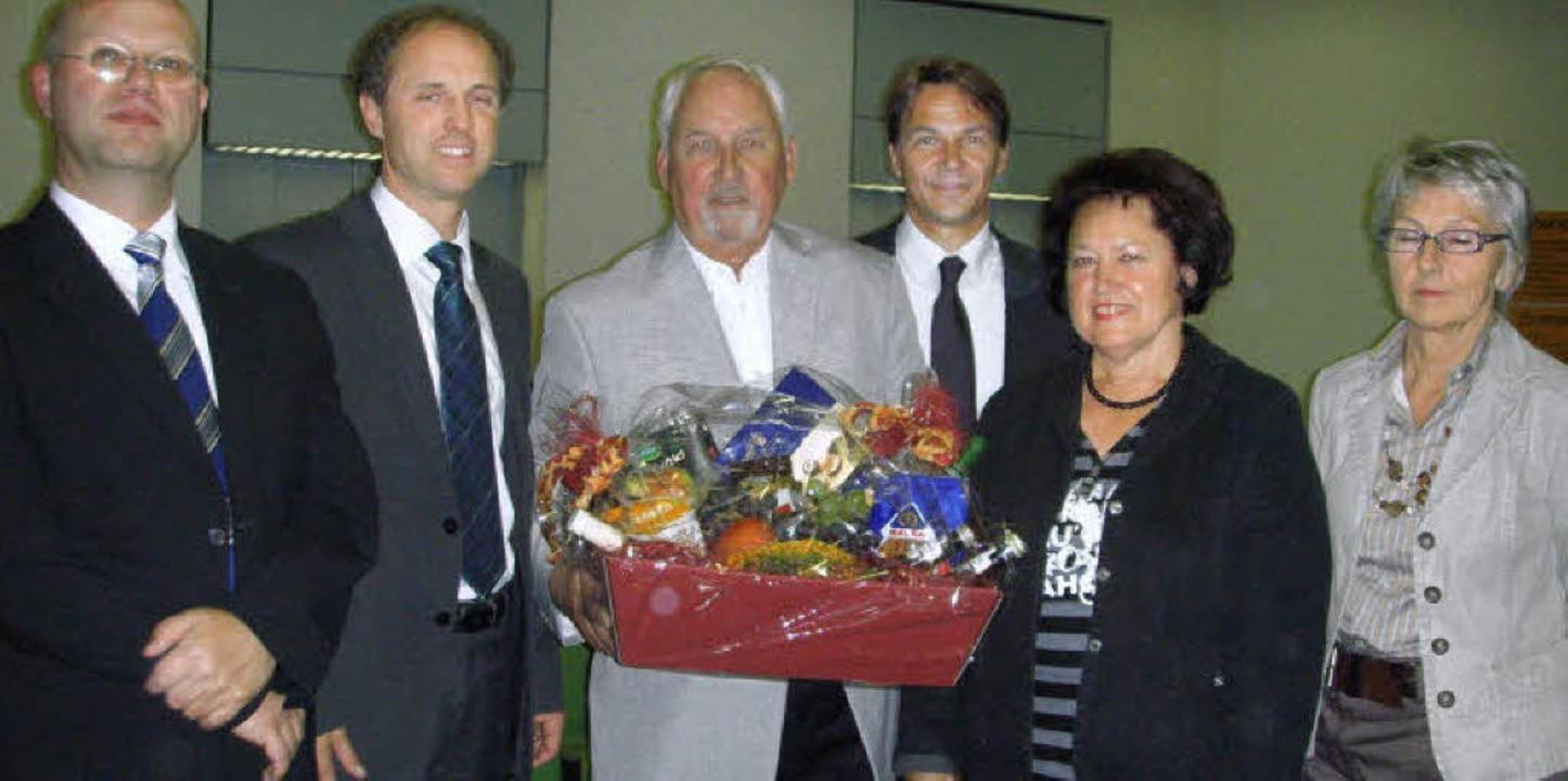 Setzen sich für die Zukunft des Kranke...orsitzende Beatrix Köster (von links).    Foto: Christin Keller