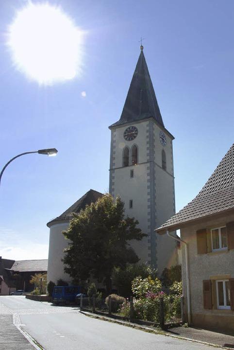 Im Jahr 1275 wird erstmals die Kirche erwähnt.    Foto: Ralf H. Dorweiler