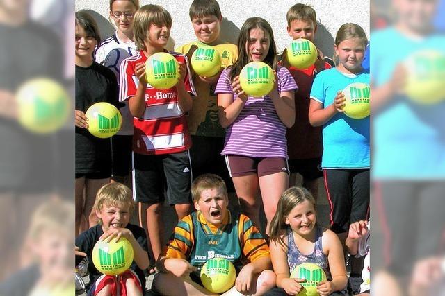 Faustball kommt groß raus