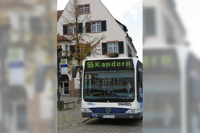 Neue Busse gut genutzt