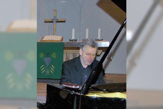 Kompositionen Bachs als fließende Jazzimprovisation