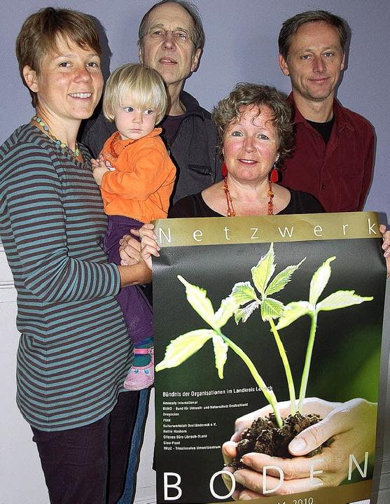 Einige Kooperationspartner fürs Netzwe...ellie Nashorn), Michael Wilke (Truz).     Foto: Sabine Ehrentreich