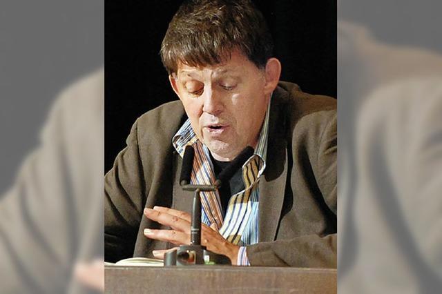 Tilman Jens in Offenburg: Was sich gehört – und was nicht