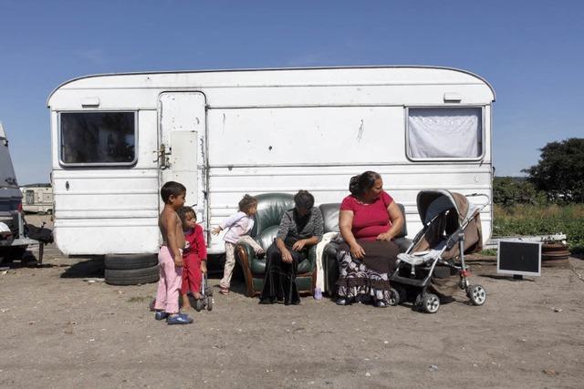 Roma: EU leitet rechtliche Schritte gegen Paris ein