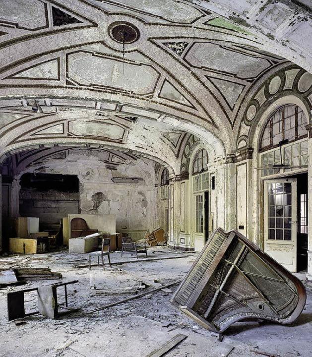 "Fotoausstellung in Straßburg:  ""Detroits Ruinen""   | Foto: promo"