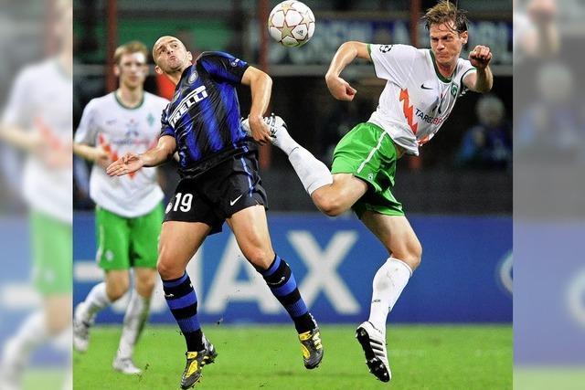 Schalke atmet auf, Bremen tief durch
