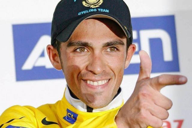 Positive Dopingprobe bei Contador wirft Fragen auf