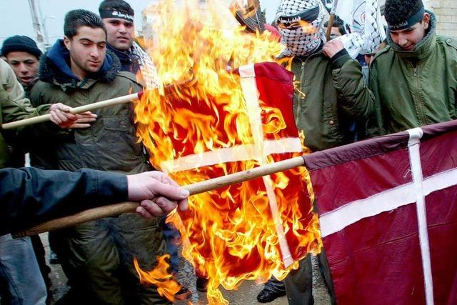 Mohammed-Karikaturen in Dänemark neu veröffentlicht