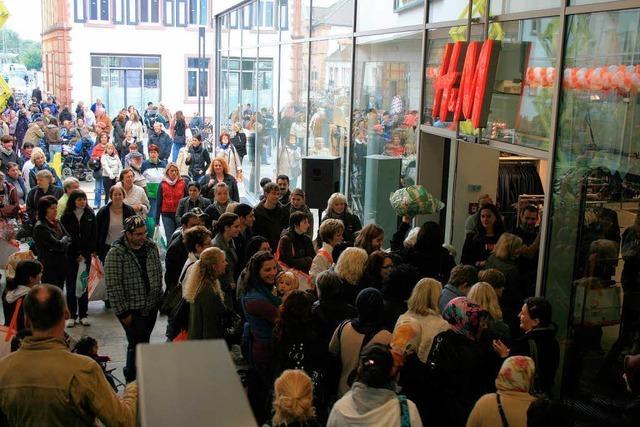 Großer Andrang bei der Eröffnung der Merk Galerie