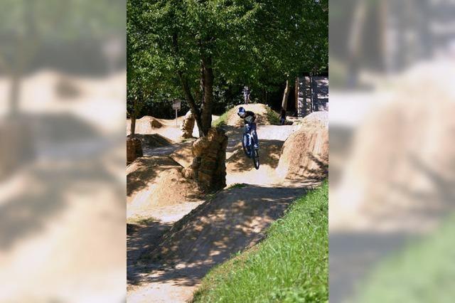 Heitersheim eröffnet seinen Dirtpark