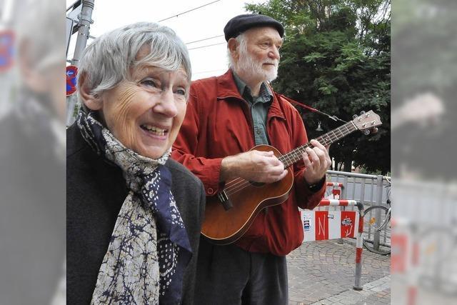 Porträt: 30 Jahre Straßenmusik