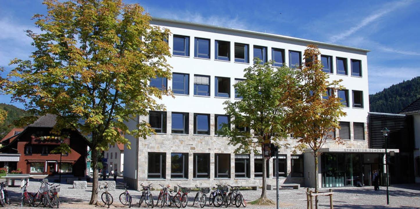 Ein Doppeljahrgang wird 2011 am Gymnasium Schönau Abitur machen.     Foto: Hermann Jacob