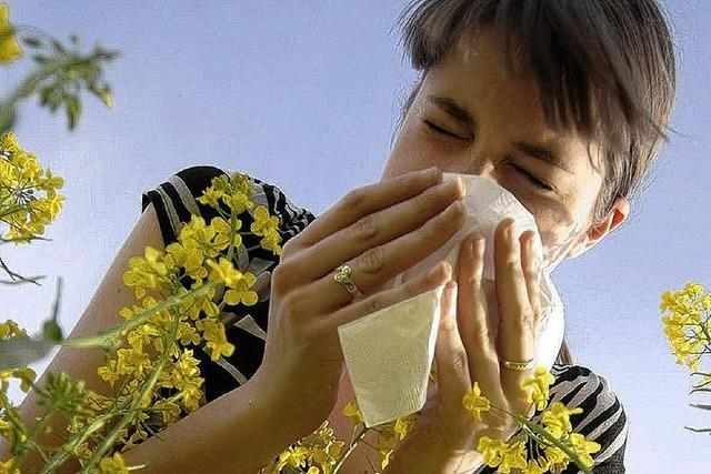 Alles rund ums Thema Allergien