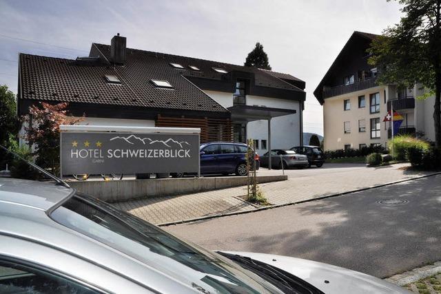 Ein Hotel als Objekt der Begierde