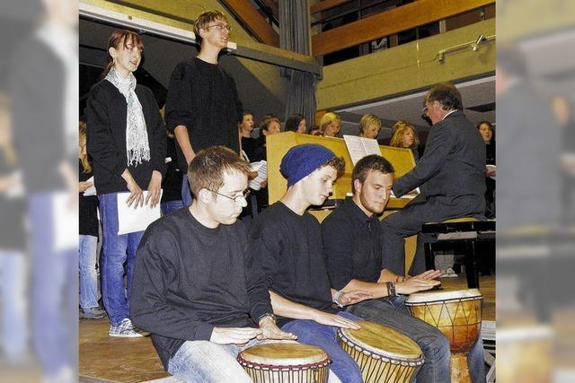 Chor vom Kap begeistert