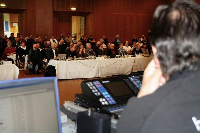 Erörterungsverfahren Atdorf -
