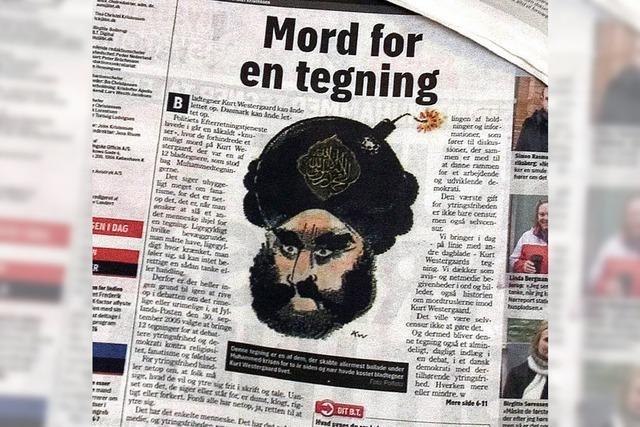 Mohammed-Karikaturen - Dänemark fürchtet neue Anschläge