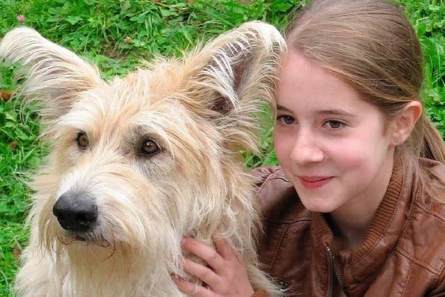 Enya Elstner ist im Fernsehen die Greta