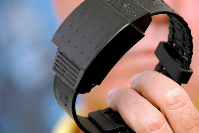 Südwest: Erste Strafgefangene bekommen Fußfessel