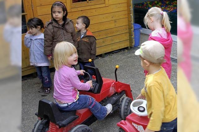 Kindergärten: Konzept stößt auf viel Unmut
