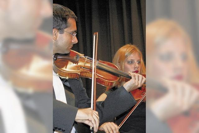 Mozartabend für Liebhaber