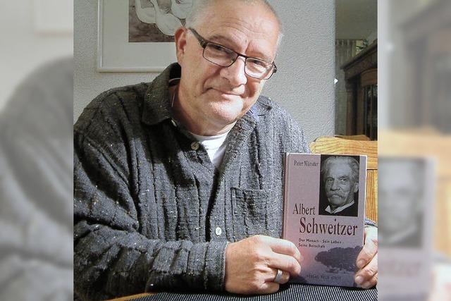 """Peter Münster: """"Ein dankbarer Mensch"""""""