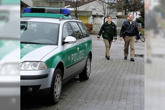 Polizei an allen Fronten gefordert
