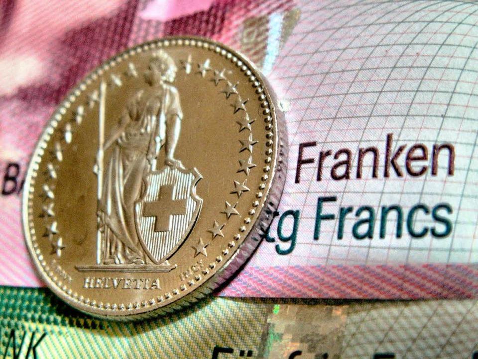 Die Franken locken.  | Foto: PanOptika - Fotolia