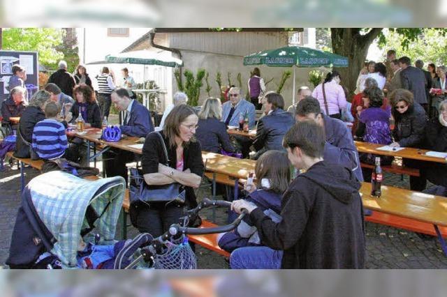 Erntedankfest: Die Kirche so voll wie zur Weihnacht