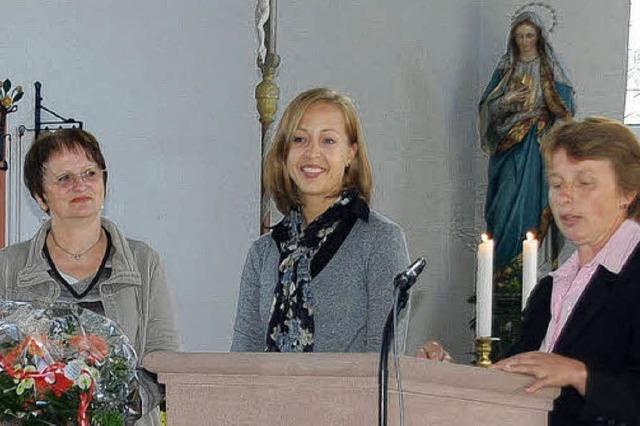 Leiterin Irmgard Milburn geht in den Ruhestand
