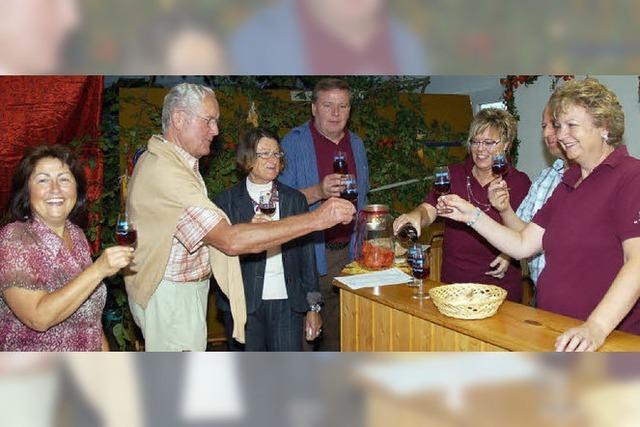 Steinackerwein wird immer besser